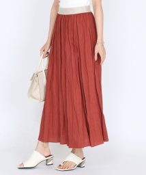 SCOTCLUB/FENNEL(フェンネル) 【手洗い可】フレンチリネンロングスカート/503245912