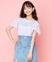 JENNI love/袖フレアTシャツ/503246704