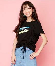 JENNI love/脇シャーリングTシャツ/503246706