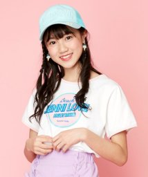 JENNI love/接触冷感リンガーTシャツ/503246707