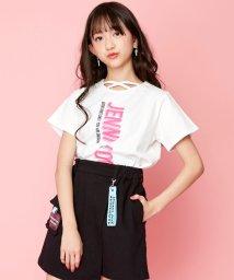 JENNI love/接触冷感タテロゴTシャツ/503246708