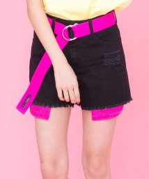 JENNI love/ベルト付きプリントポケットショーパン/503246712