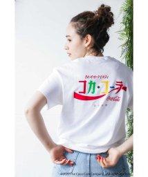 ROSE BUD/<ROSE BUD別注>「コカ·コーラ」Tシャツ/503248713