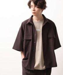 JUNRed/【AIR DRY/エアドライ】モンスタービッグシャツ【SETUP可能】/503250020