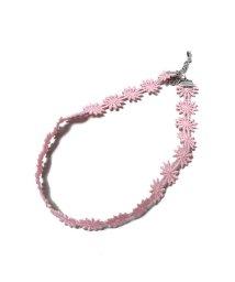 atmos pink/アトモス ピンク ハナガラレースチョーカー/503250497