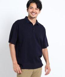 TAKEO KIKUCHI/ニットポロシャツ/503250552
