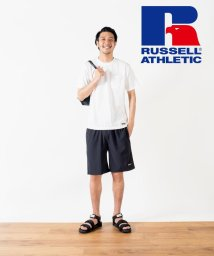 SHIPS MEN/RUSSELL ATHLETIC×SHIPS: 別注 Dri-POWER 3ピース セットアップ/503251053