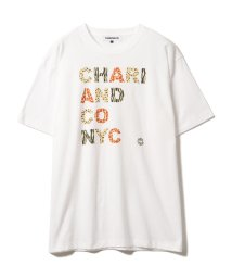 BEAMS MEN/CHARI&CO / ANIMAL LOGO TEE/503251496