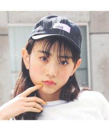 ALGY/ニコ☆プチ6月号掲載 |配色ステッチキャップ/503069070