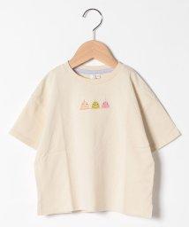 LAGOM/【lagom】【新江ノ島水族館コラボ】BIGシルエット刺繍Tシャツ/503177774