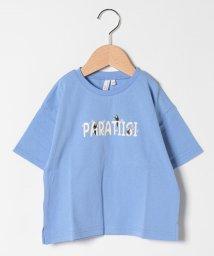 LAGOM/【lagom】オニオオハシ刺繍BIGTシャツ/503177775