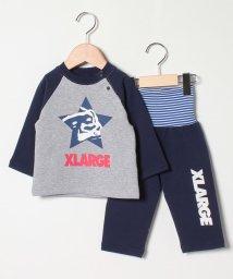XLARGE KIDS/スターOGセットアップ/503196865