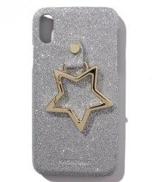 en recre/【HASHIBAMI】星型ホールドリング付ラメiPhoneケース/503203481