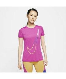NIKE/ナイキ NIKE レディース 半袖機能Tシャツ ナイキ ウィメンズ ドライ LEG GET OUTSID Tシャツ CT7353601/503233193