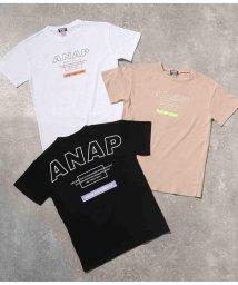 ANAP GiRL/カラーボックスビッグTシャツ/503252431