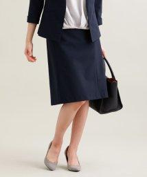 TRANSWORK/【セットアップ対応】【美Skirt】【UV対策】【ウォッシャブル】コードレーンストライプスカート/503221123