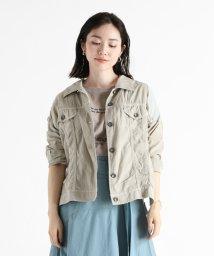 LASUD/[RADIATE] 【手洗い可】製品染め ライトジャケット/503260220
