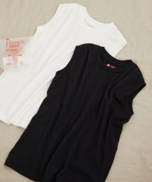 ROPE PICNIC PASSAGE/【Hanes】ジャパンフィットスリーブレスTシャツ(2枚組)/503260711