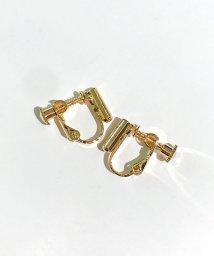 miniministore/イヤリングコンバーター 付け替え ピアス 変える ネジバネタイプ ピアスをイヤリングにする イヤリングパーツ 金 銀/503261085