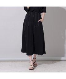 EUCLAID/ストレッチジョーゼットステッチスカート【セットアップ可】/503261145