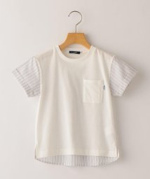 SHIPS KIDS/SHIPS KIDS:コンビ ポケット TEE(100~130cm)/503261201