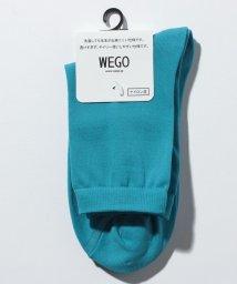 WEGO/ナイロン混ソックス/502794750