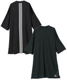 Ranan/〈adidas〉リサイクルコットンTシャツ/503056931