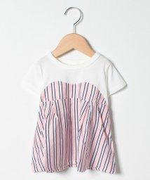 Si・Shu・Non/ビスチェTシャツ/503093645