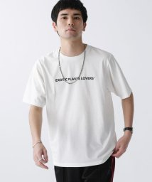 nano・universe/BOTANIZE別注 バックロゴプリントTシャツ/503140153