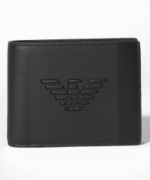 EMPORIO ARMANI/【メンズ】【EMPORIO ARMANI】Coin Purse Wallet Eagle Logo/503201834