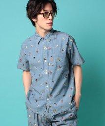 KRIFF MAYER/【セットアップ対応商品】キャンピング刺繍半袖シャツ/503216172