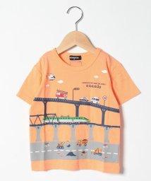 kladskap/乗り物大集合半袖Tシャツ/503216694