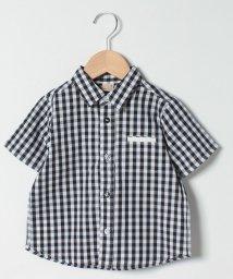 petit main/無地・ギンガムシャツ/503216703