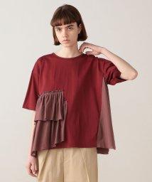 FRAPBOIS/アシンメトリーデザインTシャツ/503241276