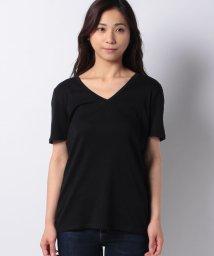 BENETTON (women)/Vネック半袖Tシャツ・カットソー/503248882