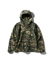 THE NORTH FACE/ザ ノース フェイス THE NORTH FACE THE NORTH FACE NVELTY COMPACT JACKET (CAMOTYPE)/503259596