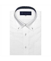 BRICKHOUSE/ワイシャツ 半袖 形態安定 ワイド 再生ポリエステル メンズ/503263358
