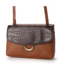 Nombre23 /ノンブレヴァントロワ Nombre23 リング付き BAG (ブラウン)/503263918