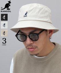 AMS SELECT/【KANGOL/カンゴール】ウォッシュドキャンバスバケットハット/503264562