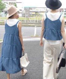 ARGO TOKYO/カシュクールキャミワンピ 29050/503265096