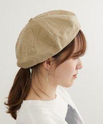 ROPE PICNIC PASSAGE/【一部店舗限定】バイオウォツシュ8枚はぎベレー帽/503265538