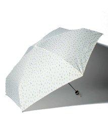 Afternoon Tea LIVING/ハート柄晴雨兼用5段折りたたみ傘 雨傘/503189326