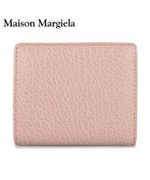MAISONMARGIELA/メゾンマルジェラ MAISON MARGIELA 財布 二つ折り ミニ財布 レディース WALLET ピンク S56UI0140'/503190643