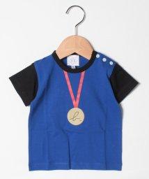 agnes b. ENFANT/SCQ8 L TS ベビー トロンプルイユTシャツ/503248874