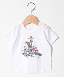 agnes b. ENFANT/SCQ9 L TS ベビー ペンギンイラストTシャツ/503248875