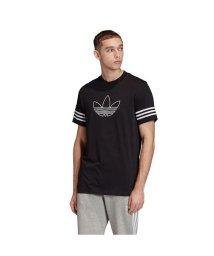 adidas/アディダス アウトライン Tシャツ/503252241