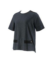 LANVIN SPORT/グログランリボン半袖Tシャツ/503263283