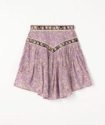 ISABEL MARANT/ISABEL MARANT ETOILE VALERIE コットン ギャザースカート/503266072