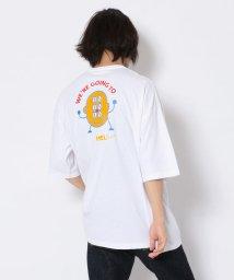 BEAVER/MASAKA×BEAVER×aimi odawara/マサカ×ビーバー×小田原愛美 別注 GO TO HELL... Tシャツ/503266133