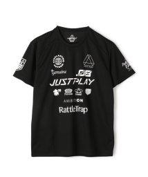 RATTLE TRAP/JUST PLAY メッシュTシャツ/503266183